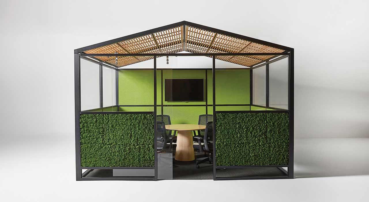 Ecoustic_Blade_Custom_Nienkamper_Gazebo_Meeting_Pod_0568_cor4_rev_1280x700_0_timber_acoustic_panels_panel_ceiling_tile_tiles