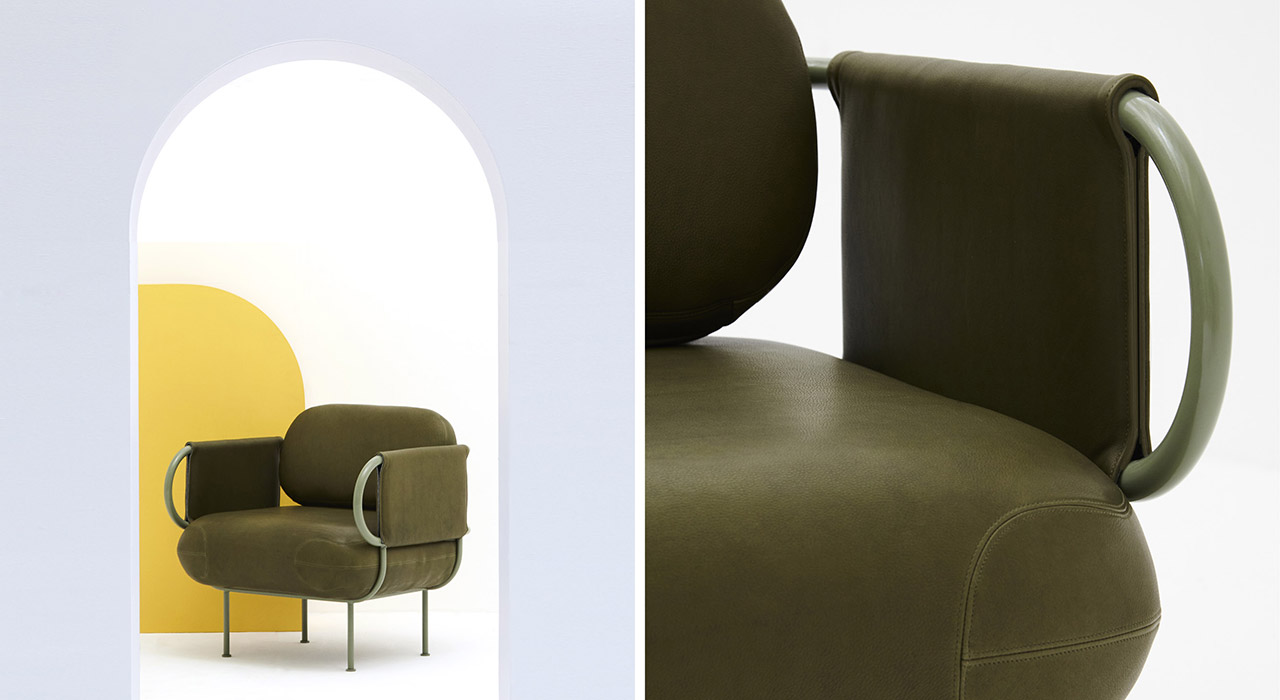 Puretann_Gumleaf_NAVE_Single_Green_upholstery_leather_leathers